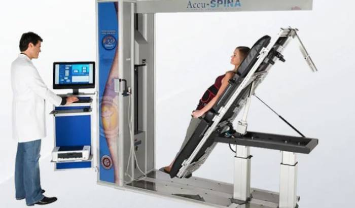 STATE OF THE ART BACK PAIN TREATMENT image