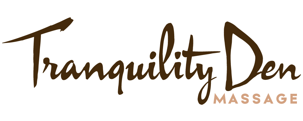 Tranquility Den Massage Mobile Logo