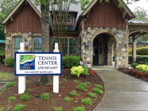 James Creek Tennis Center Logo
