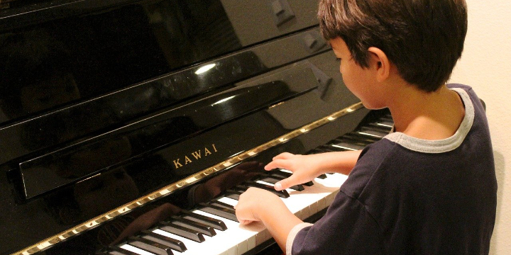 50% OFF your First Piano Lesson - Partner Offer Image