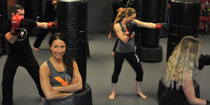 51% OFF KickBoxing & Krav Maga at VMMA Quakertown - Partner Offer Image