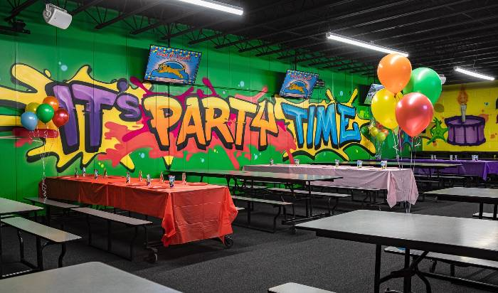 Rochester Favorite Birthday Party Host! image