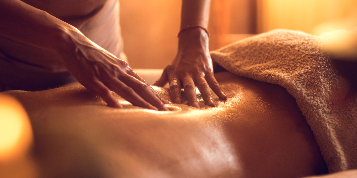 Exclusive offer: Free CBD oil or Aromatherapy with any massage offer image