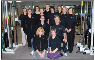 Health Quest Physical Therapy Lake Orion Logo