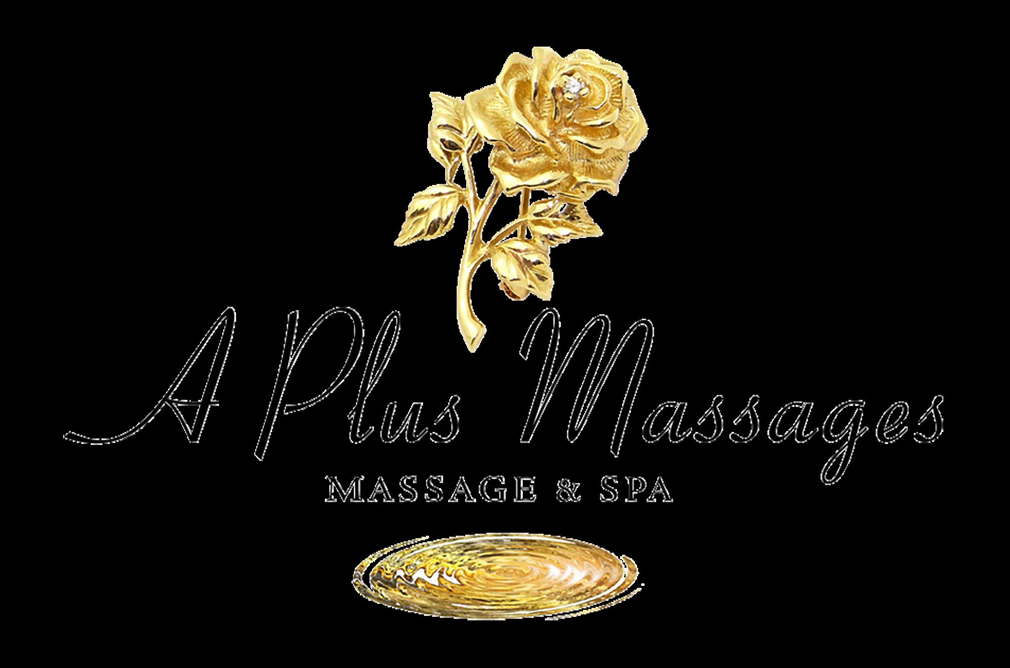 A Plus Massages Mobile Logo