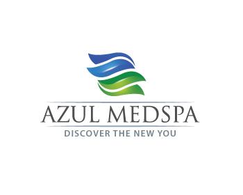 Azul Med Spa Logo