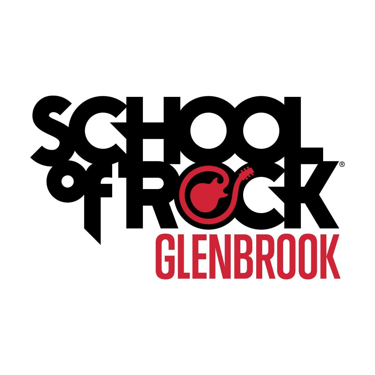 School of Rock Glenbrook Logo