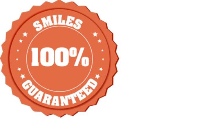 100% Smiles Guaranteed article image