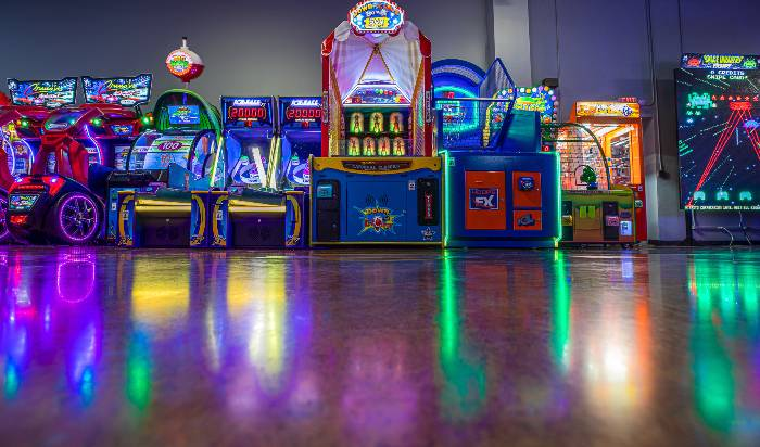 Awesome Arcade Games! image