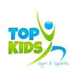 Top Kids Gym & Sports Logo