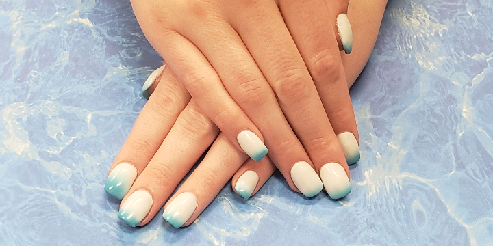 $75 for 2 Merry Manicure Package Deal  at Elegance Simplified Salon (6% discount) - Partner Offer Image