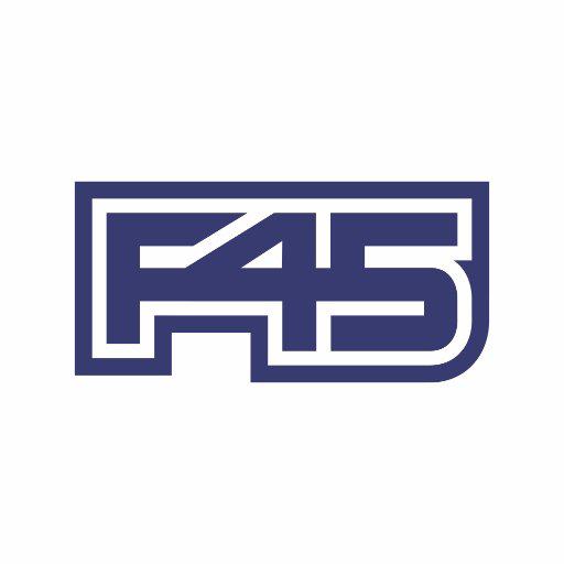 F45 Training Blackburn Logo