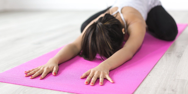 EXCLUSIVE: ONLY $39 for one month of Unlimited Yoga Classes - Partner Offer Image