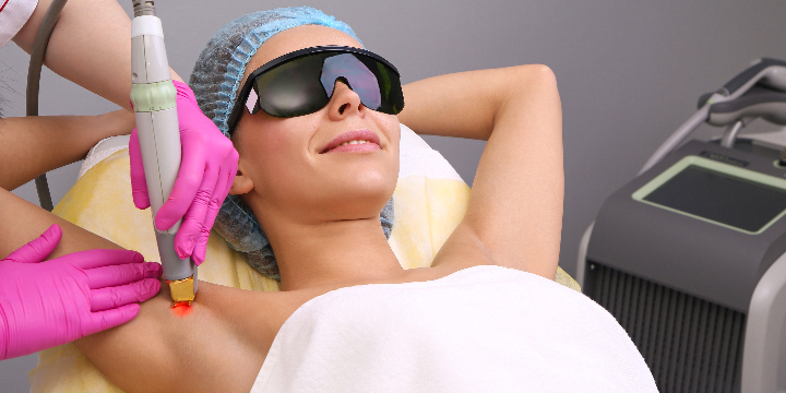 Unlimited Laser Hair Removal $199/Month offer image
