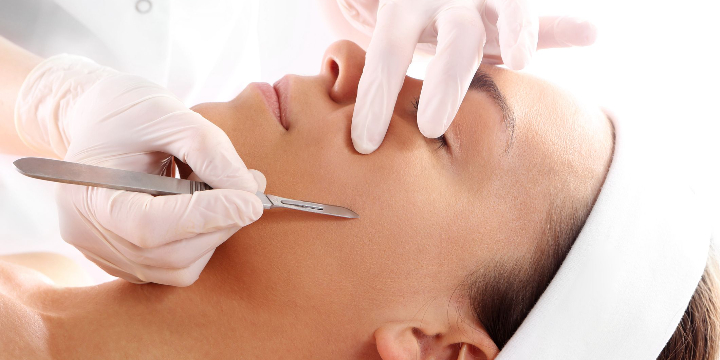 ONLY $99 for Dermaplane Facial with JetPeel infusion offer image