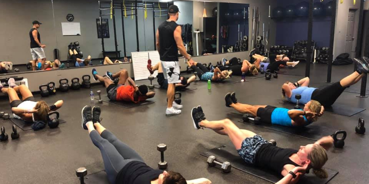 FREE 1st Small Group Personal Training + SAVE $50 on 1 Month Test Drive for same day Membership sign up offer image