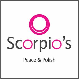 Scorpios Peace and Polish Logo