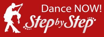 Step By Step Dance Studio Logo