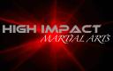 High Impact Martial Arts Logo