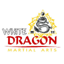 Pai Lum White Dragon Martial Arts Logo