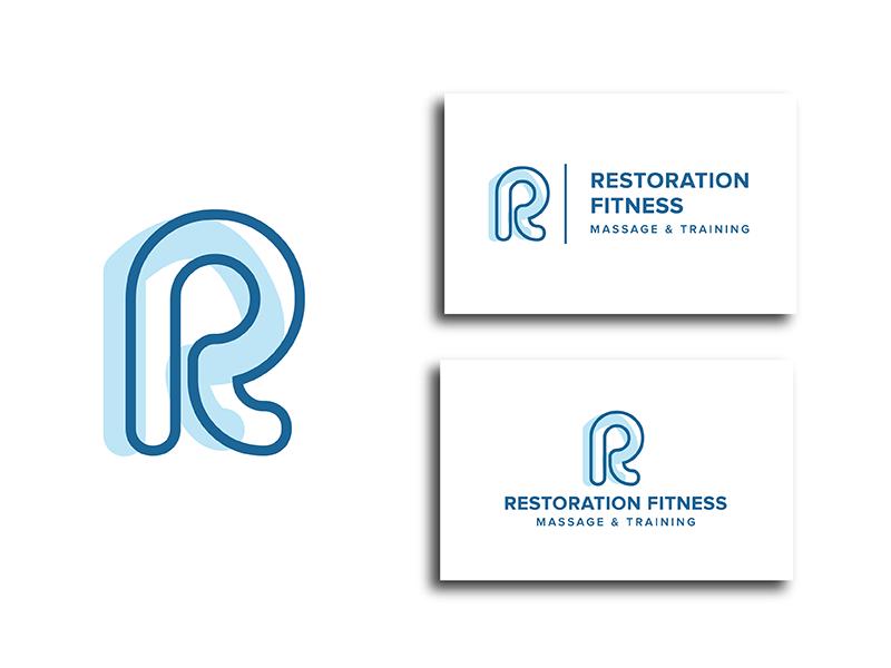 Restoration Fitness For Women Logo