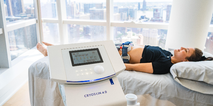 $100 GIFT CARD towards purchase of CRYOSKIN session offer image