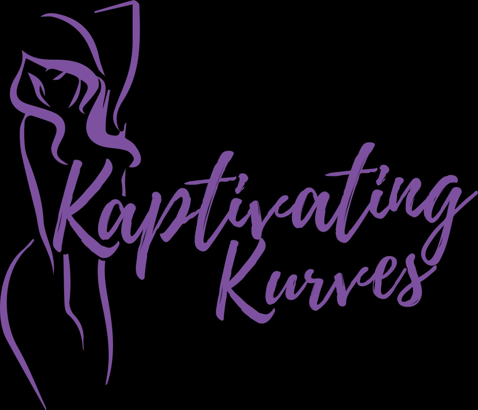 Kaptivating Kurves Logo
