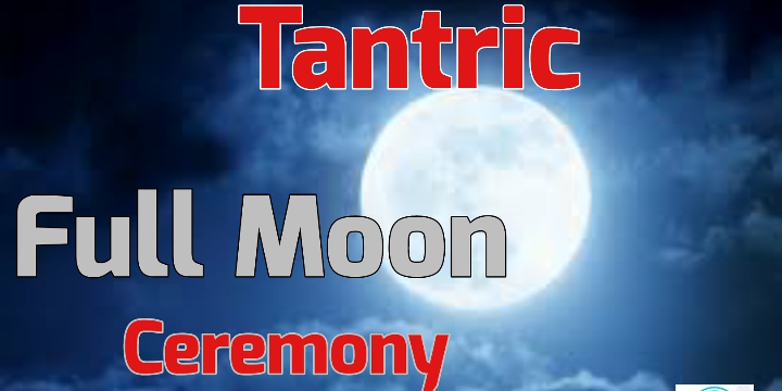 FREE tantra class on full moon ceremony! - May 26th 12.30 pm EST  offer image