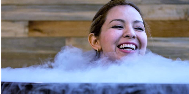 New Client Offer - 3 Sessions Whole Body Cryotherapy or Private Infrared Sauna for $75 (More Than 30% OFF!) - Partner Offer Image