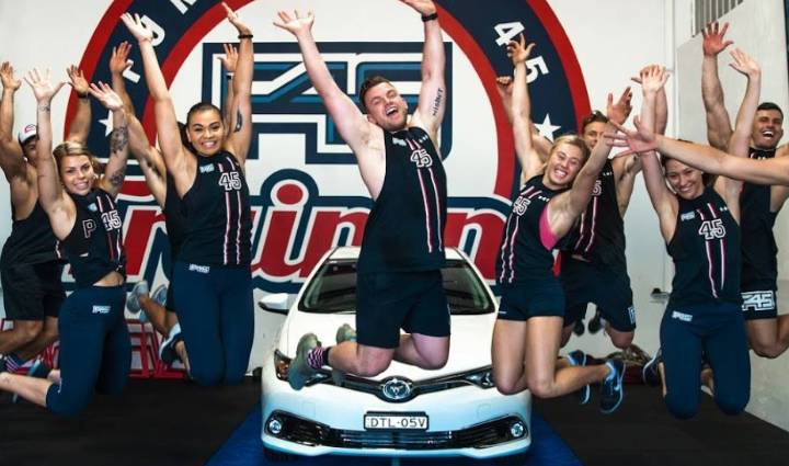 F45 Training Newcastle About Us Image