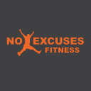 No Excuses Fitness Mobile Logo