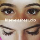 Iris Eyelash Studio Logo