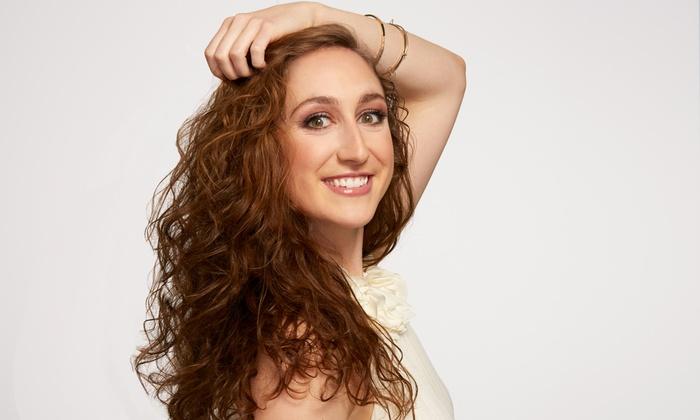 Tara R Doherty at Sangie Hair Spa Logo