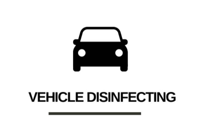Vehicle Disinfecting in Boca Raton