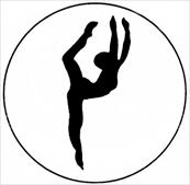 Creative Expressions Dance Studio Inc. ®️ Logo
