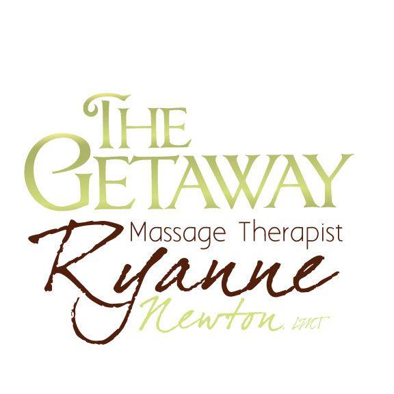 The Getaway Massage Logo