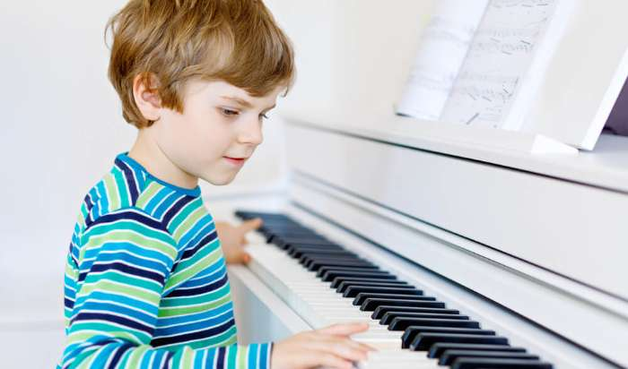 Music lessons ages 4-7 in Tampa article image