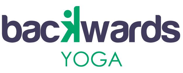 Backwards Yoga Logo