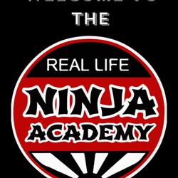 65 Ninja Academy Logo