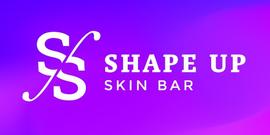 Shape Up Skin Bar Logo