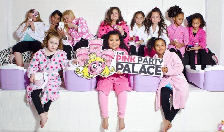 The Pink Party Palace Indy About Us Image