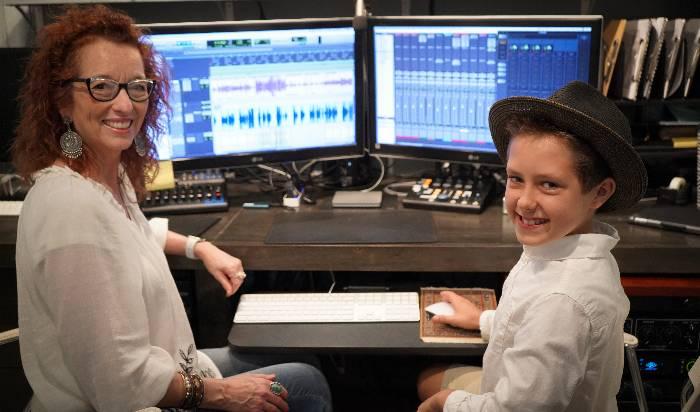 Recording Studio Available