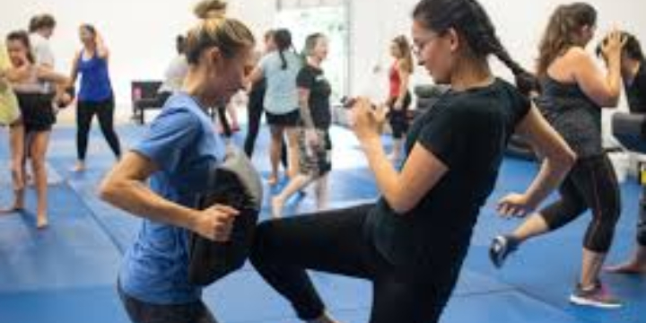 Women's Self Defense Seminar - Partner Offer Image