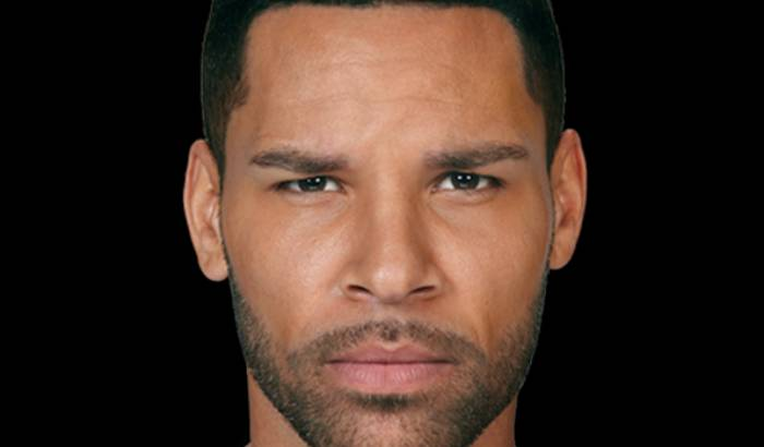 Face for men image