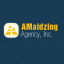 Amaidzing Agency Inc Maid Service Logo