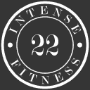 Intense 22 Fitness Mobile Logo