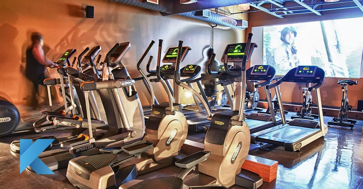 Klub 20 West Island Gym image