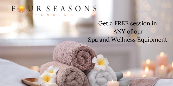 EXCLUSIVE- FREE Spa and Wellness Session  offer image