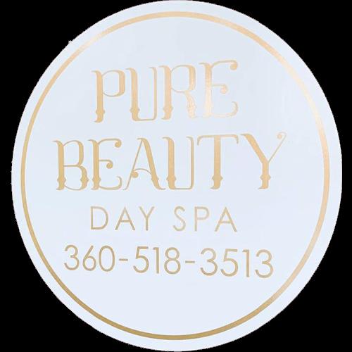 Pure Beauty Day Spa Logo