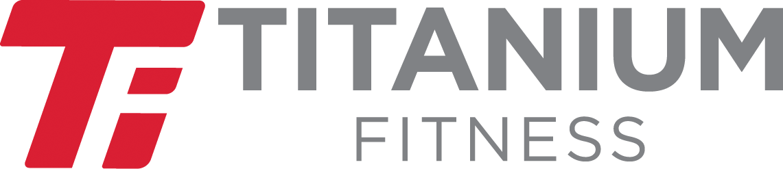 Titanium Fitness LLC Logo
